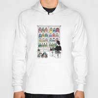 gumball Hoodies featuring The Candy Shop by Mrs. Ciccoricco
