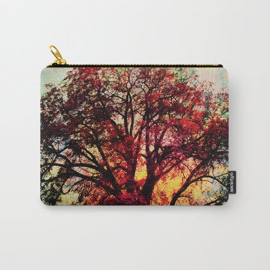 Fall Tree 2 Carry-All Pouch