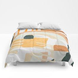 Abstract Art 10 Comforters