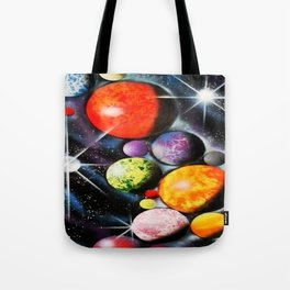New Space Age Tote Bag