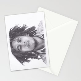 Marley pencil drawing - Bob Stationery Cards