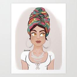 Chita Art Print
