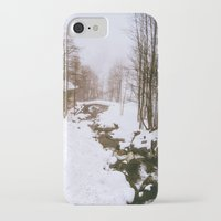 fairy tale iPhone & iPod Cases featuring Fairy tale. by Carola Ferrero