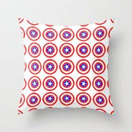 Shield (W) Throw Pillow