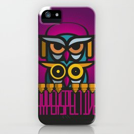 Hyperspective iPhone Case