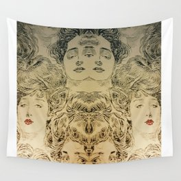 °•~{ Opening ○¤● the// 3rd°°° }~•° Wall Tapestry