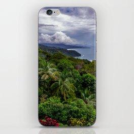 Villas Alturas Costa Rica View iPhone Skin