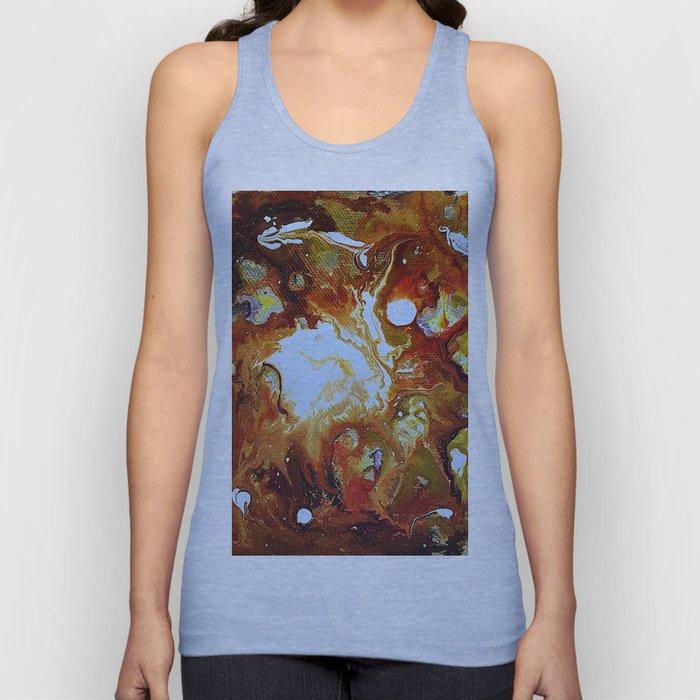 Autumn Nebula Unisex Tank Top