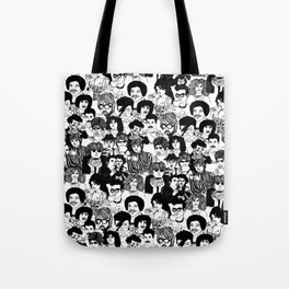 Under the Influence #2 pattern by Emilythepemily Tote Bag