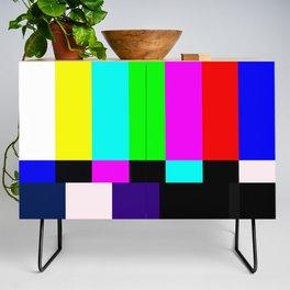 No Signal TV Credenza