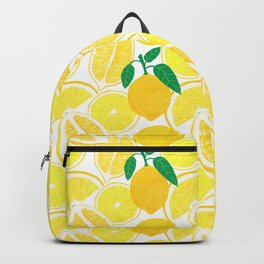 Lemon Harvest Backpack