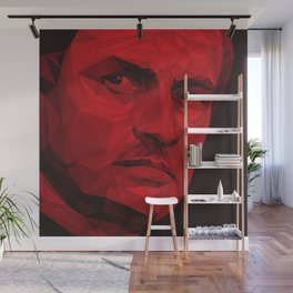 Jose Mourinho / Manchester United – Poly Wall Mural