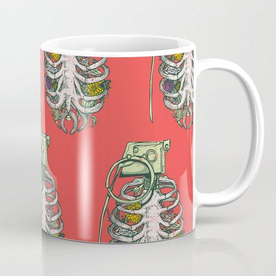 Grenade Garden Mug