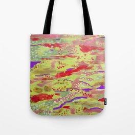 Mermaid's Waters Tote Bag