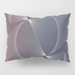 Marble Abstract elegant geometric Pillow Sham