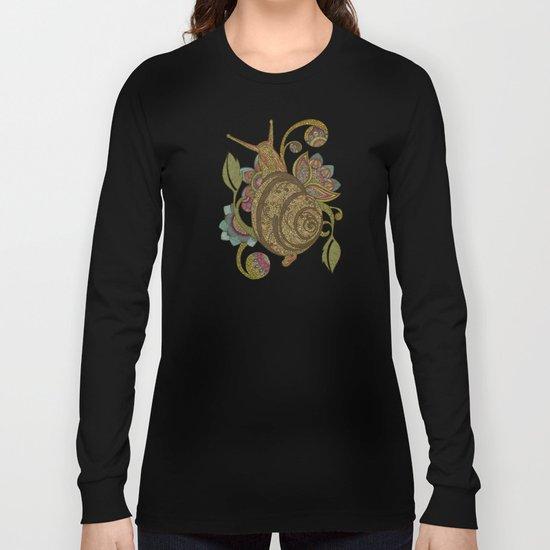 Escargopolooza Long Sleeve T-shirt