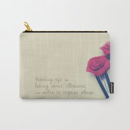 Growing Up Carry-All Pouch