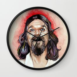 The Fabulous Mr. Bridges Wall Clock