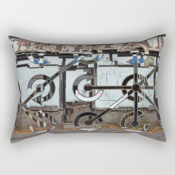 Dead Shop Rectangular Pillow