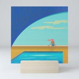 Majestic Solitude Mini Art Print