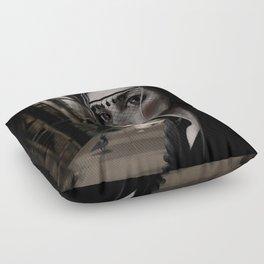 The Close Floor Pillow