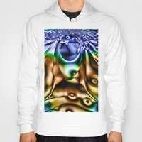 lsd Hoodies featuring LSD by Robin Curtiss