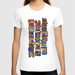 for the love of reading ... T-shirt