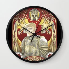 Kingslayer Wall Clock
