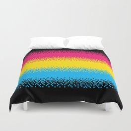 Pixel Perfect Duvet Cover