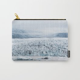 Fjallsarlon Iceberg Lagoon Carry-All Pouch