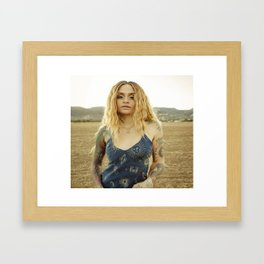 Kehlani 6 Framed Art Print