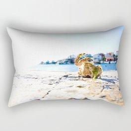 Dead Crab Rectangular Pillow