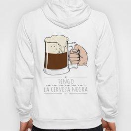 beer beer beeeeeeer & 'la camisa negra' Hoody