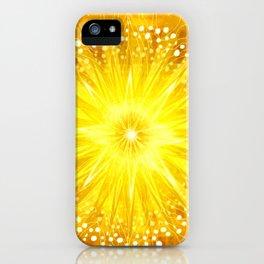 Manipura - Chakra 3 iPhone Case