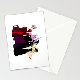 Bad Witches Stationery Cards