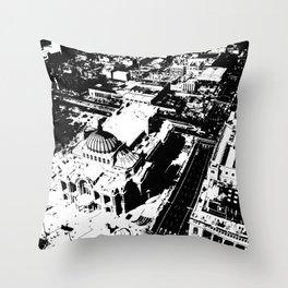 Palace Throw Pillow