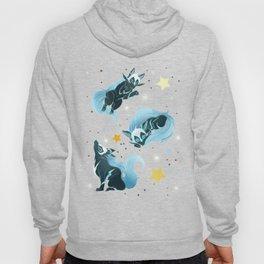 Cosmic Wolf Hoody