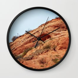 Sandy Knoll Wall Clock
