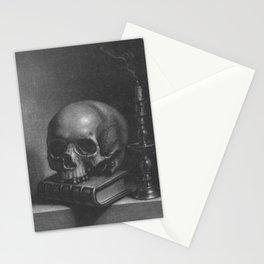 Vanitasstilleven in een nis Stationery Cards