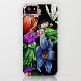 A Slow Dream iPhone Case
