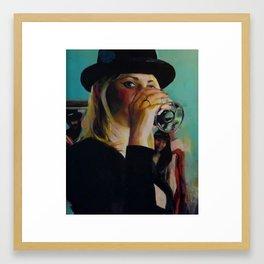 Jeni Wren Framed Art Print