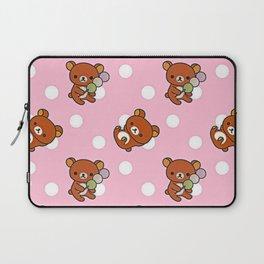Cute Bear Laptop Sleeve