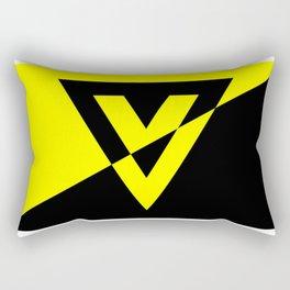 Voluntaryism Rectangular Pillow