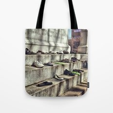making a statement Tote Bag