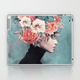 blooming 3 Laptop & iPad Skin