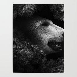 polar garden Poster