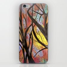 Tree branches iPhone & iPod Skin