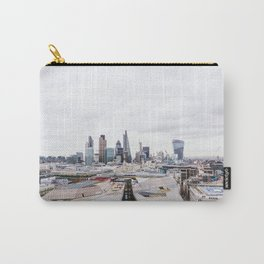 City View of the Financial District of London from St. Paul's Cathedral Carry-All Pouch