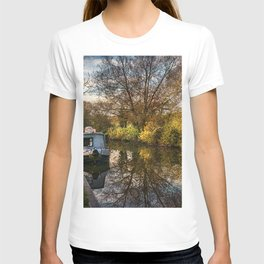 An Autumn Afternoon At Hungerford T-shirt