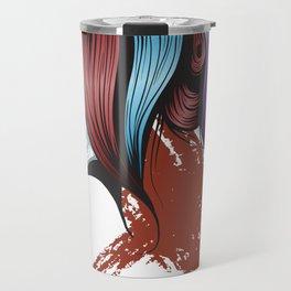 Color your life Travel Mug